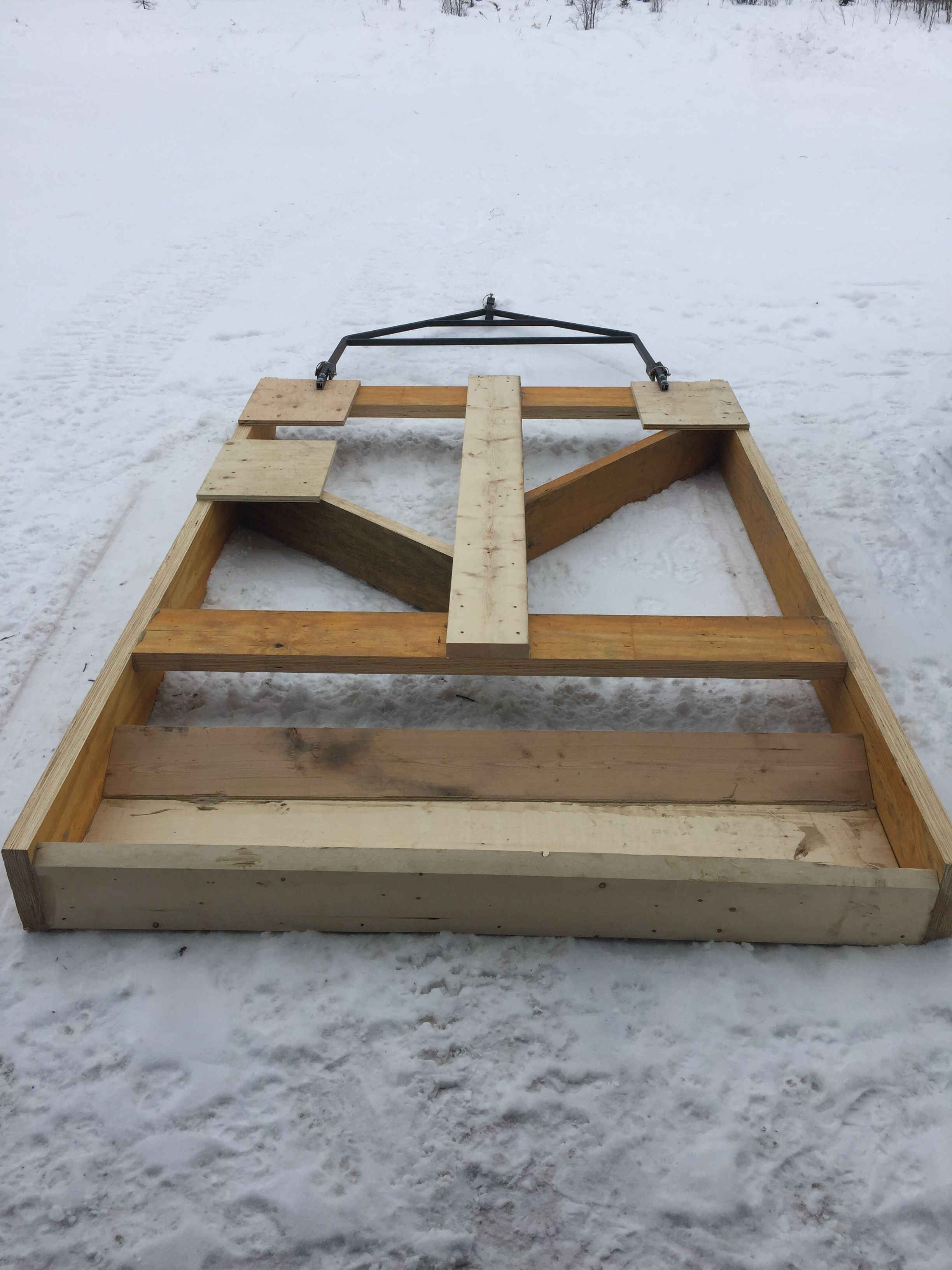 Grooming Snowmobiles - Cross Country Skier  Cross Country Ski Trail Grooming