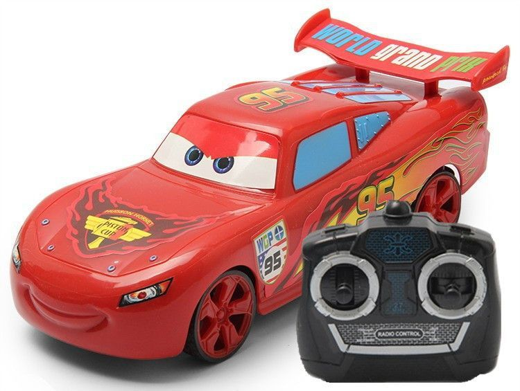 Kids Cute Cartoon Direction Remote Control Car Toys For Children