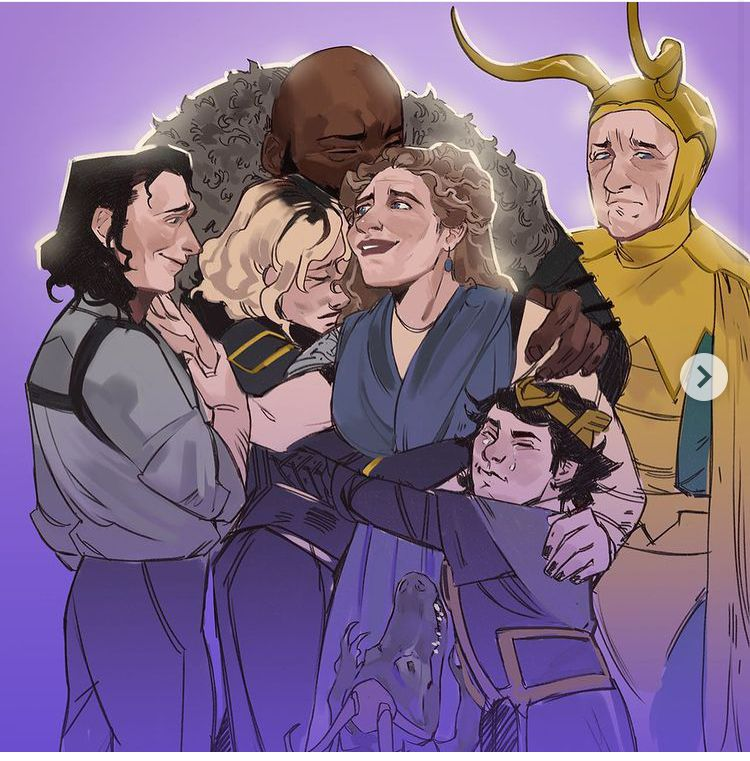 Photo of Loki Reunion