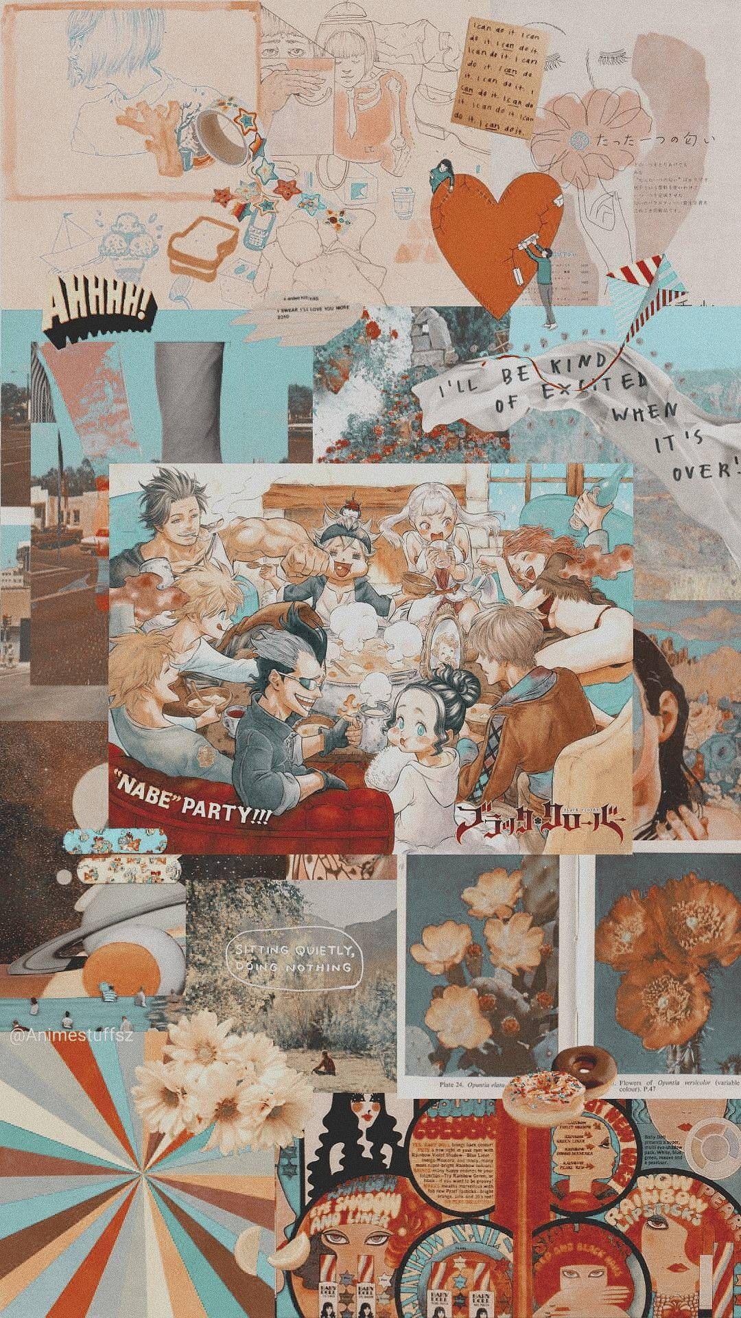 Black Clover   Anime wallpaper, Anime wallpaper iphone ...
