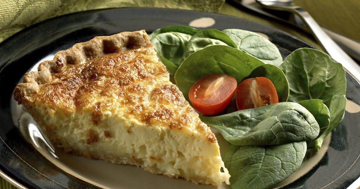 Three amazing and tasty quiche recipes