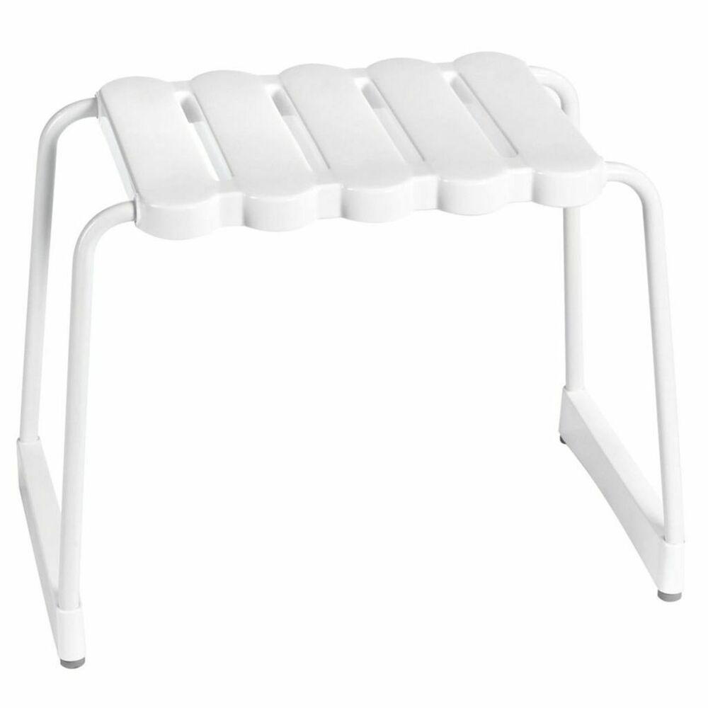 eBay Sponsored RIDDER Badhocker Alu 100kg Weiß