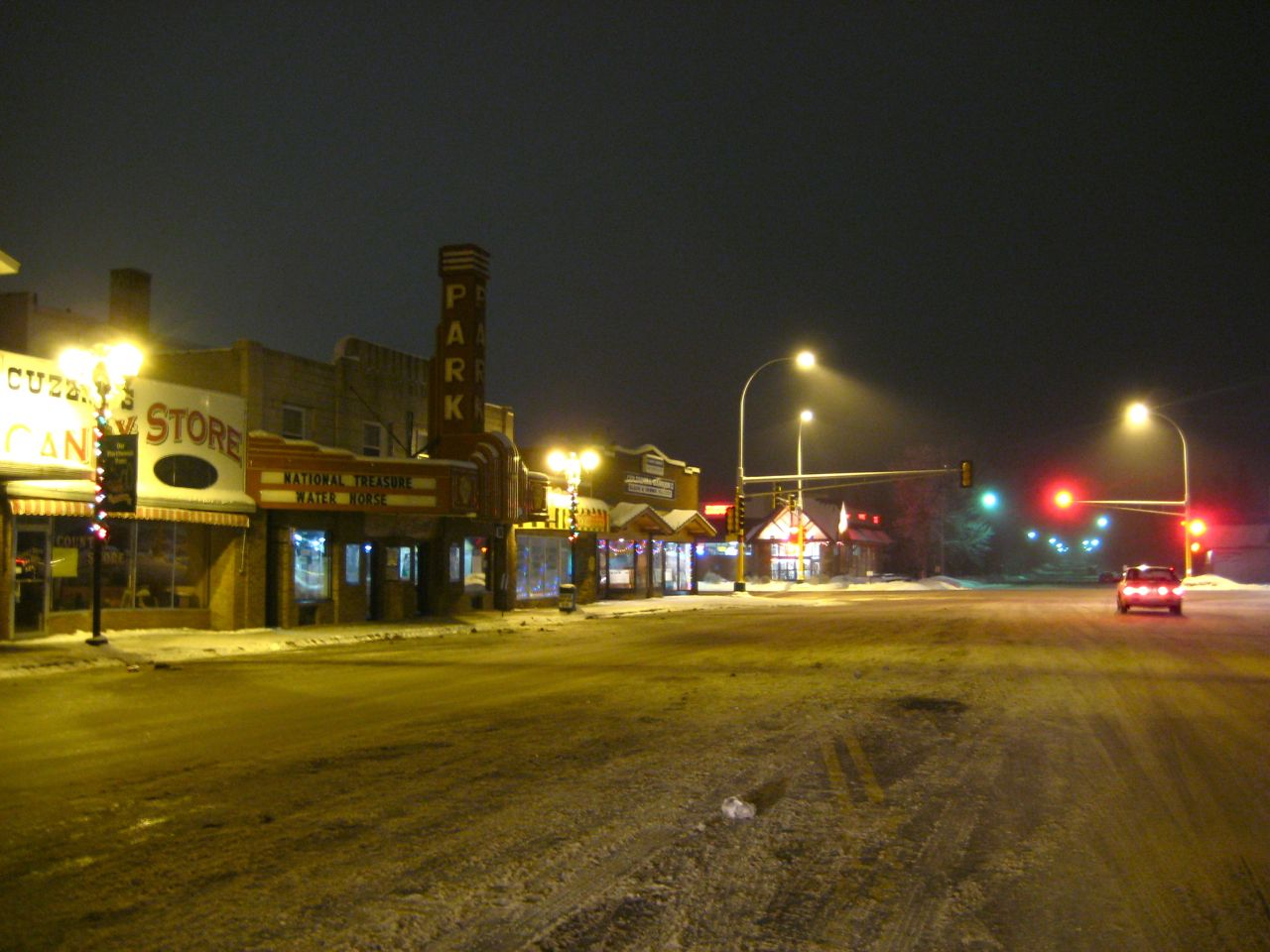 Lake Park Mn Old Hotel Downtown Rapids My Hometown Of Which