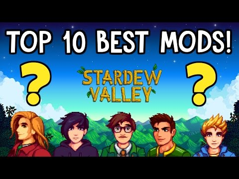 2 The Best Visual Building Mods In Stardew Valley Enhance Your Game Youtube In 2021 Stardew Valley Valley Mod