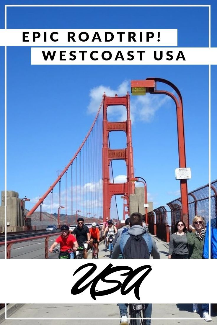 The ultimate Roadtrip West Coast USA #westcoastroadtrip