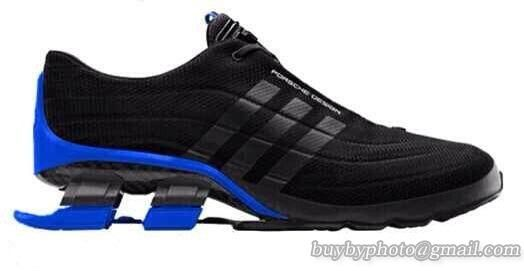 17528abd603c3 Men s Adidas x Porsche Design Sport BOUNCE S4 Black Blue 40-45 ...