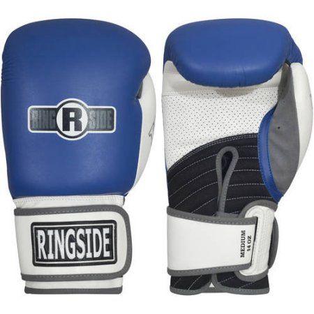 Ringside Gel Shock Boxing Super Bag Gloves Regular