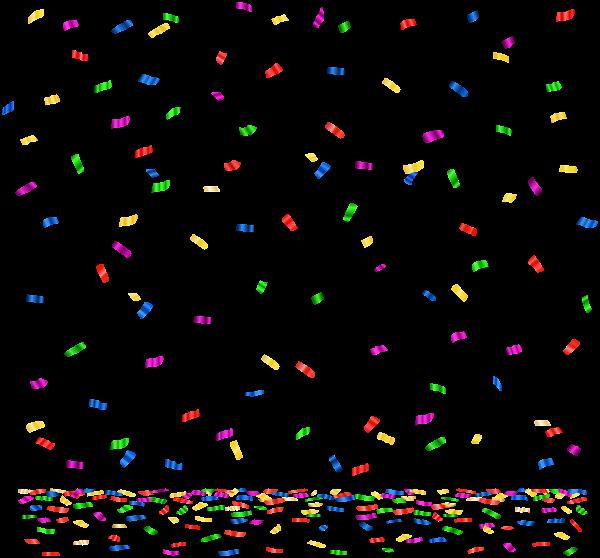 Confetti Png Clip Art Image Clip Art Free Clip Art Happy Birthday Png