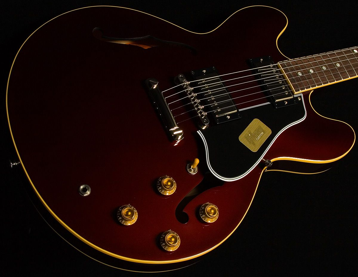 1959 es 335 sparkling merlot guitars and amps pinterest guitar rh pinterest com