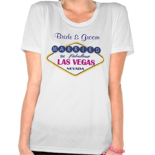 Las Vegas Bride & Groom - Customize Tees online after you search a lot for where to buyHow to          Las Vegas Bride & Groom - Customize Tees Online Secure Check out Quick and Easy...