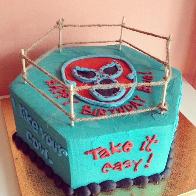 Nacho Libre Cake By 2tarts Bakery New Braunfels Texas