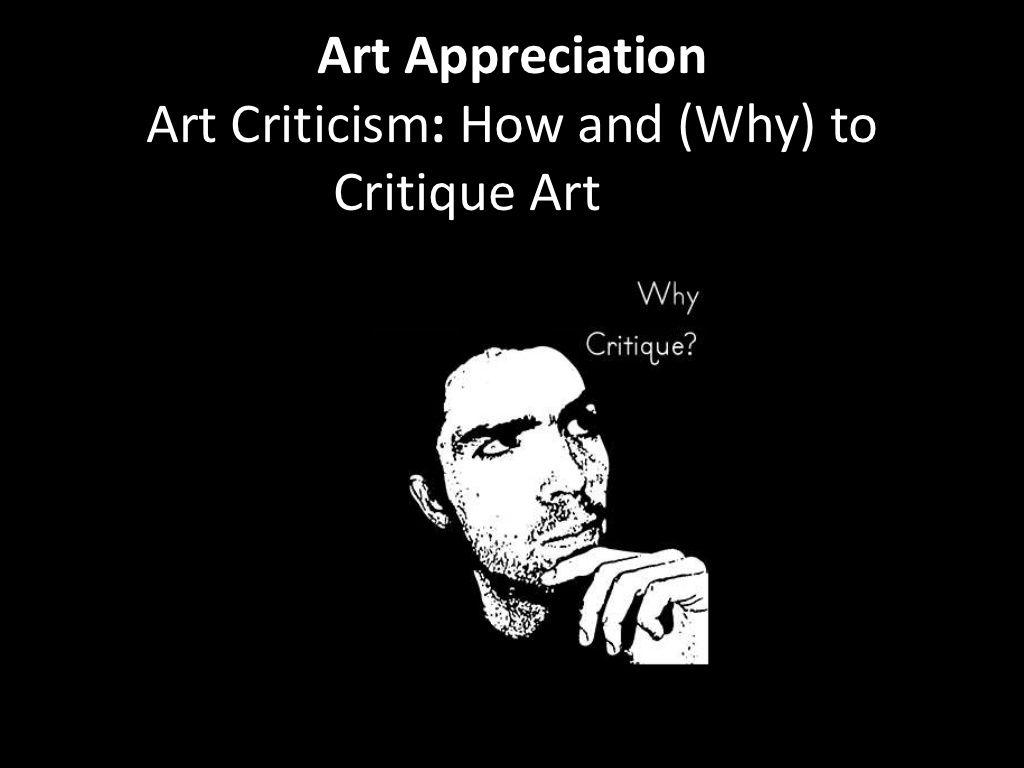 Art Criticism By Jacques De Beaufort Via