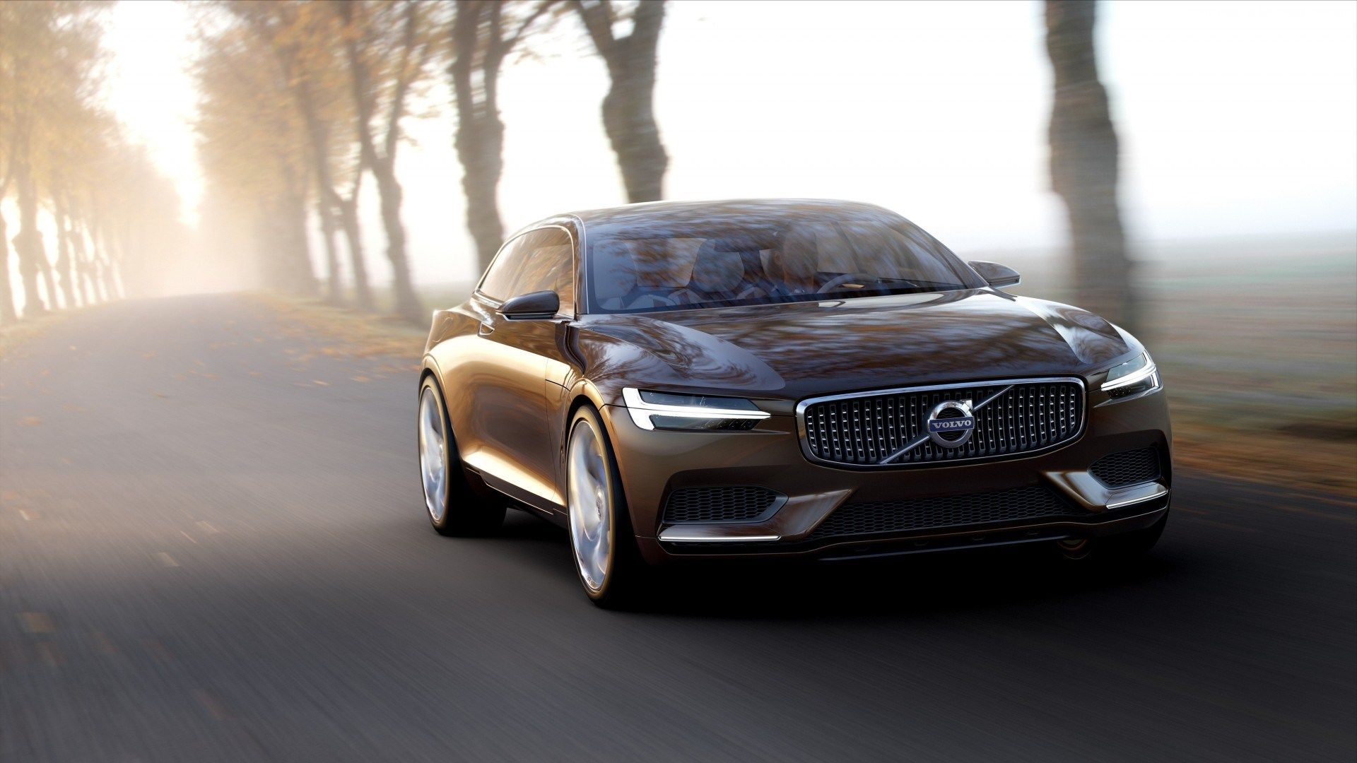 Concept car magazine cool car wallpapers - The New Volvo Volvo S New Range Topping Car And Replacement For The Will Debut At The 2016 Detroit Motor Show In January