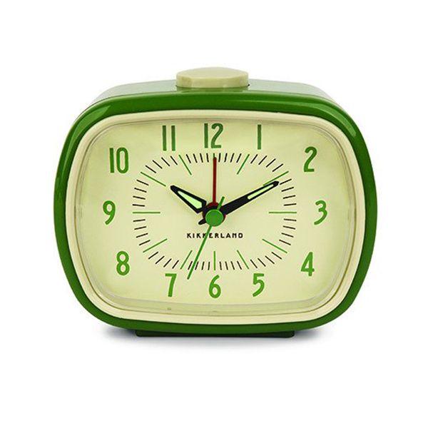 8 Cool Old School Alarm Clocks So You Can Stop Sleeping With Your Phone Retro Alarm Clock Vintage Alarm Clocks Retro Clock
