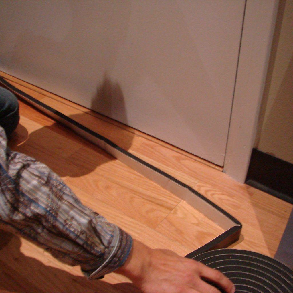 Soundproof Interior Door Sweep