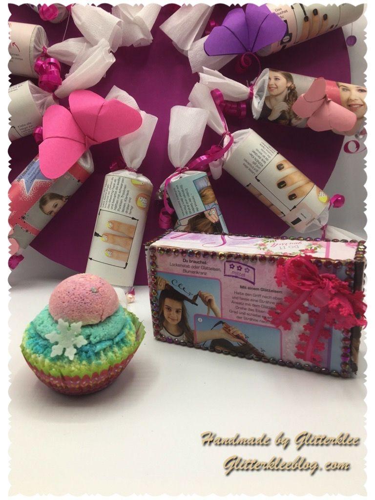Beauty Geschenk für Mädchen DIY | Geschenkideen DIY | Pinterest ...