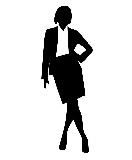 Free Image On Pixabay Woman Female Lady Business Woman Business Women Silhouette Girl Shadow