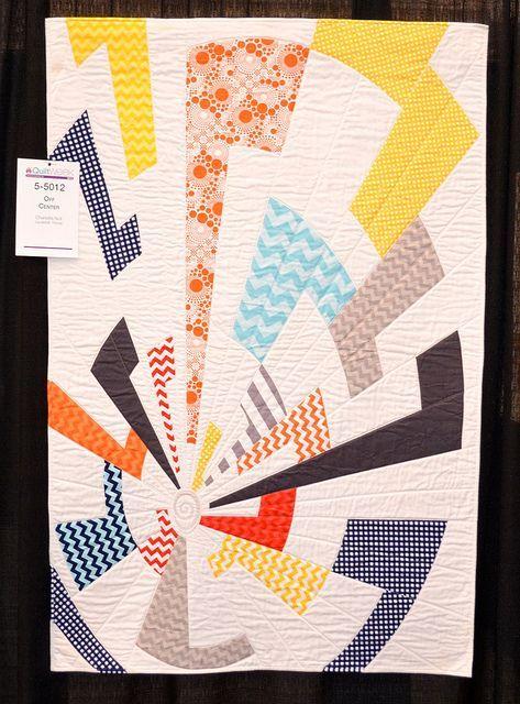 The Modern Wall Quilts at the AQS Grand Rapids Quilt Show (via Bloglovin.com )