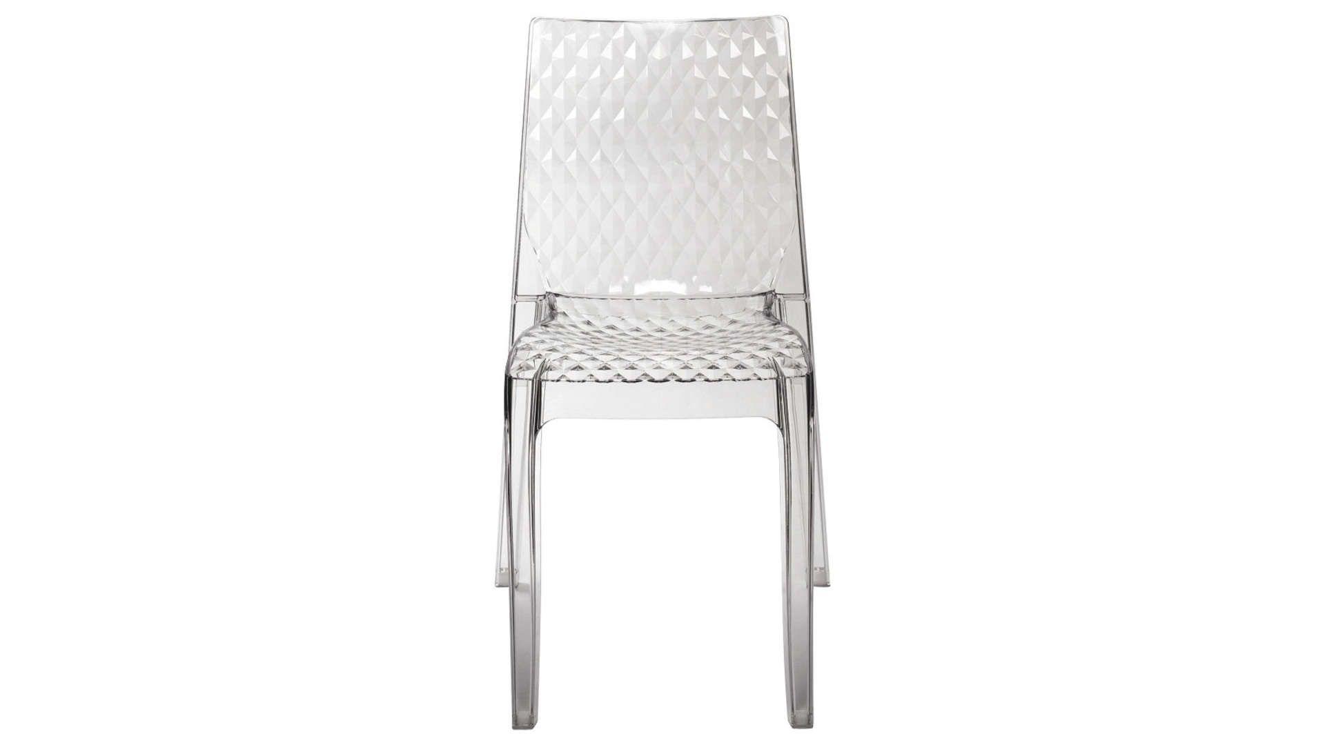 Chaise Transparente Confo Scoop 472936 Chaise Transparente Chaise Et Chaise Empilable