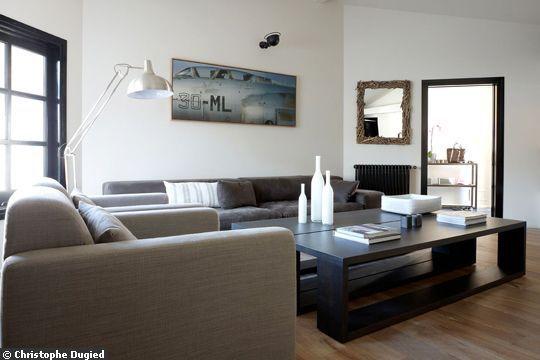 Deco De Salon Plus De 50 Photos Pour Mettre L Ambiance Salons Minimalistes Decoration Salon Architecte Interieur