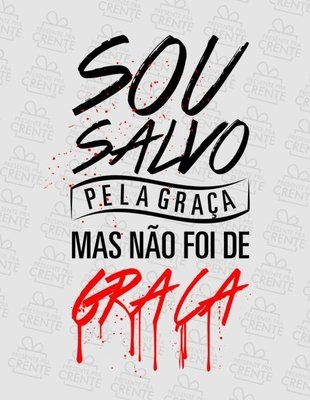 Camiseta Frases Evangélicas Gospel Cristão Crente Posteris