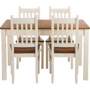 Homebase Kitchen Tables Chiltern extending dining table and 4 chairs from homebase chiltern extending dining table and 4 chairs from homebase workwithnaturefo