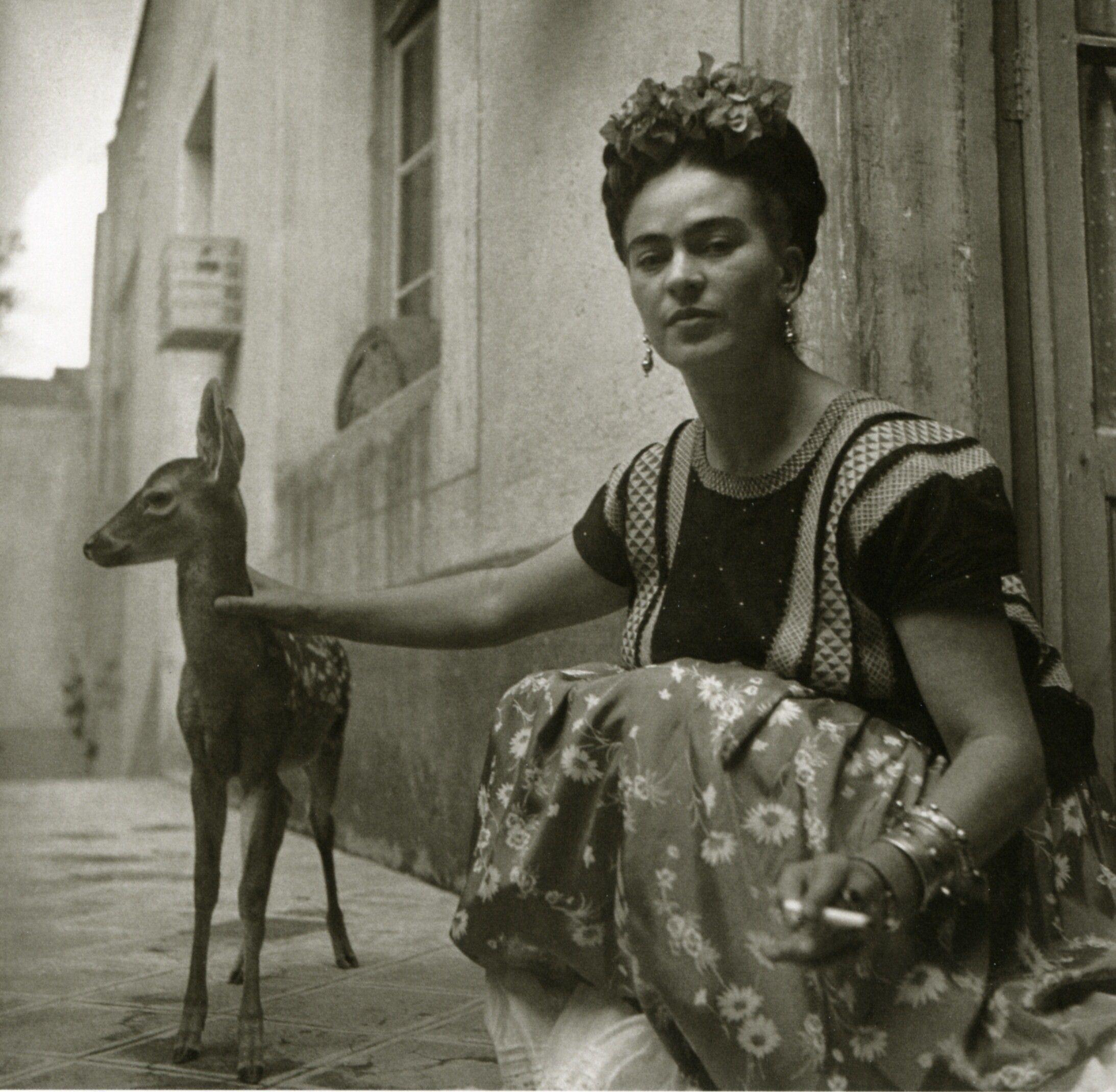 Kahlo Deer
