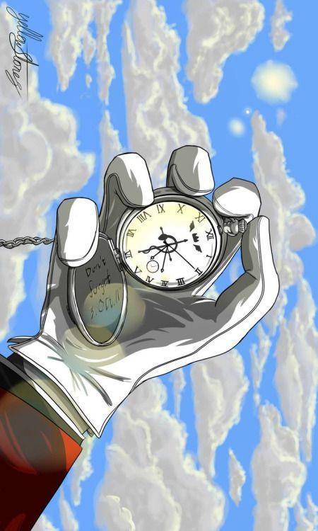 Edward Elric - Fullmetal Alchemist - Don't forget. 3.Oct.11