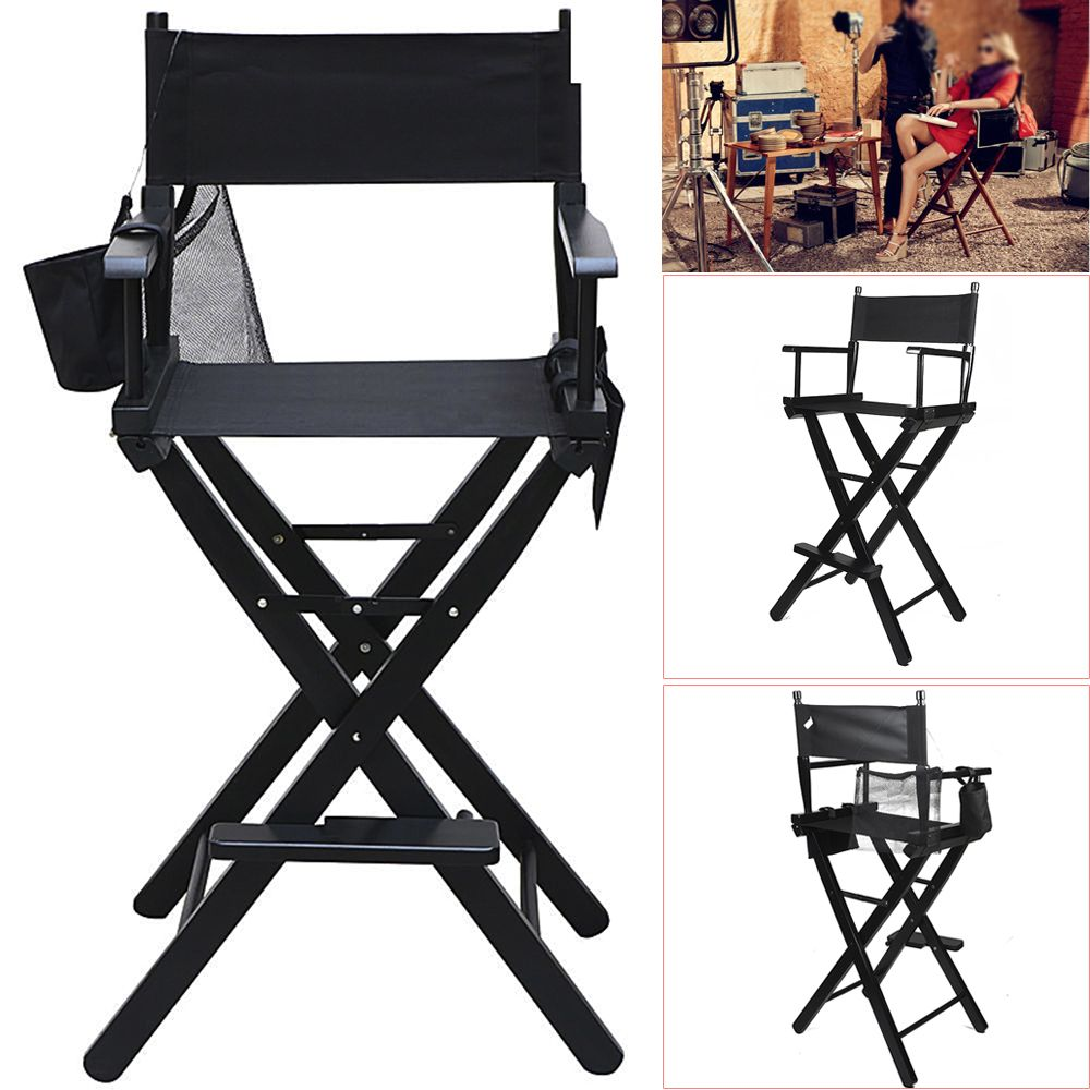 Professional Directors Chairs Foldable Makeup Artist