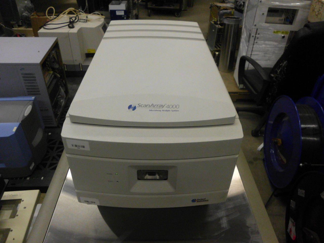 Pin Packard Scanarray Microarrayyzer