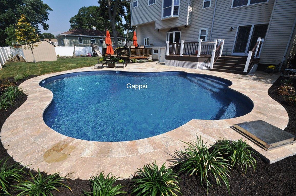Complete backyard renovation designed by Giuseppe ... on Backyard Renovation Companies id=17529