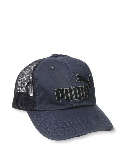 PUMA Frat Tuck Washed Snapback Hat, Blue http://www.myhabit.com/ref=qd_mr_per_l?refcust=VJYG34OZ4P4NGERJKBYEKDYAFM