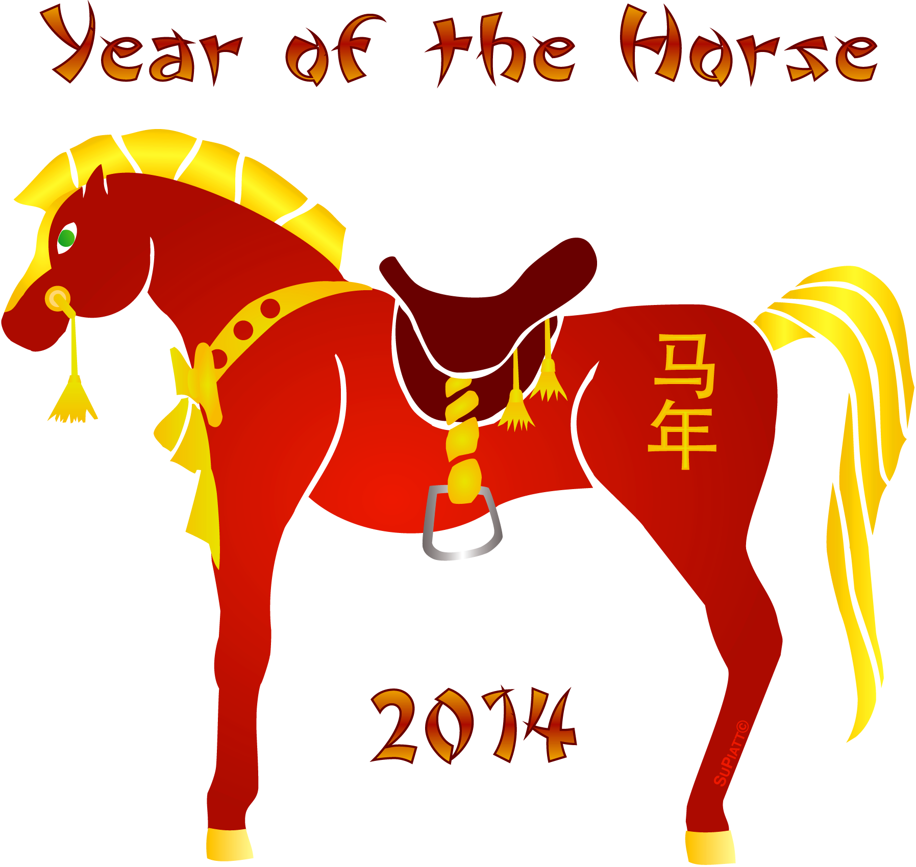 what does the year of the horse bring