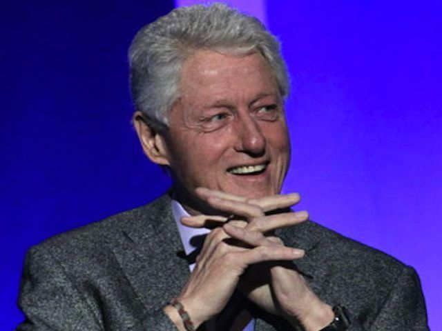 Report: Hillary's State Dept OK'd $50 Million in Bill Clinton Speeches
