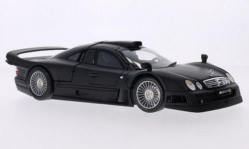 Model auta Mercedes CLK GTR 1:18 🚗 SmallCars.cz