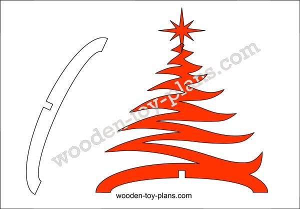 Free printable Christmas scroll saw patterns easy to make ...