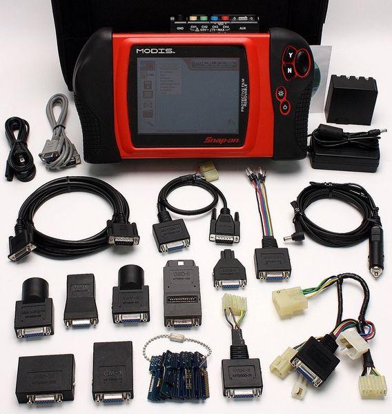 Snap-On Modis EEMS300 Automotive Diagnostic Tool | Creative Workshop