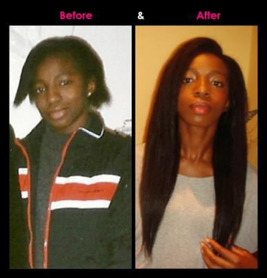 How I Grew Waist Length Relaxed Hair In 4 Years Relaxed Hair Journey Long Relaxed Hair Relaxed Hair Health