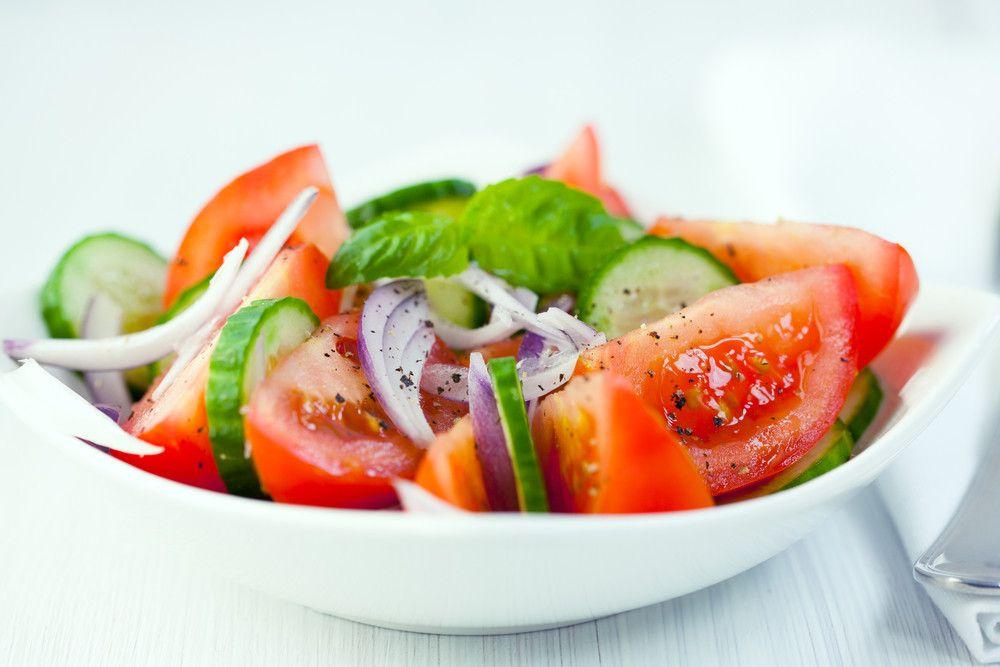 Cucumber Mint Salad Recipe