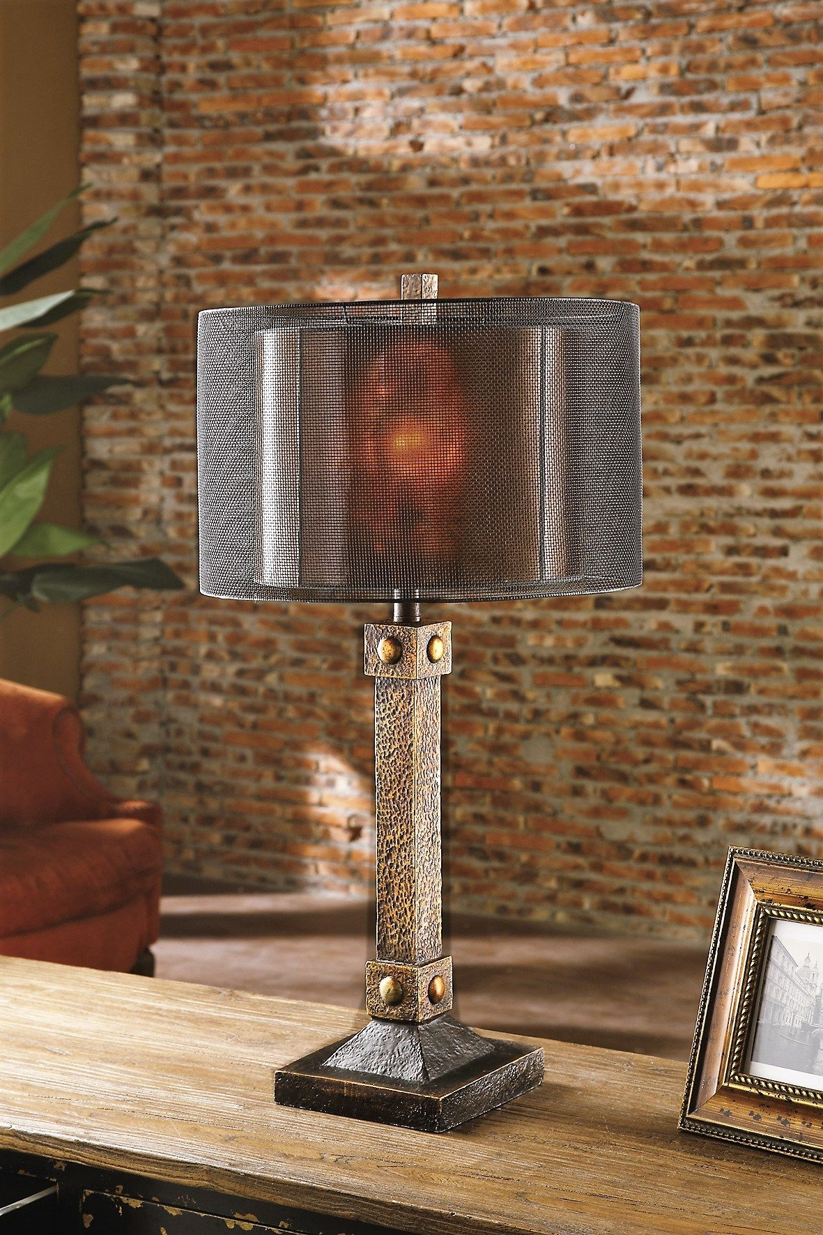 home fillable reading lamp lamps table shade crystal butterfly beautiful chain of pull brushed with glass clear paper shades the stained mica adjustable depot floor