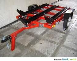 Building A Motorcycle Trailer Google Search Motorcycle Trailer Trailer Diy Custom Trailers