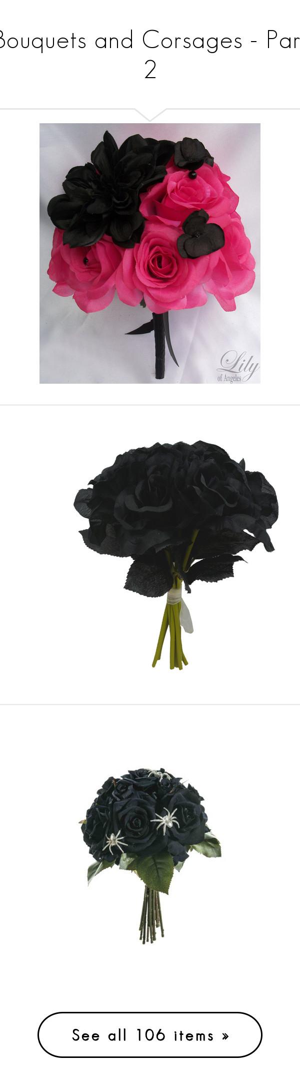 Bouquets and corsages part
