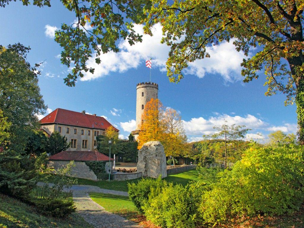 #Bielefeld #sparrenburg