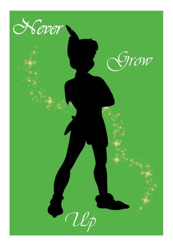 Peter-Pan silhouette