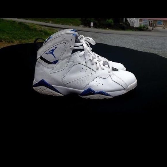 Jordan DMP Orlando 7s I have a pair of defining moments pack Jordan Orlando  7s Size b24f93ee4