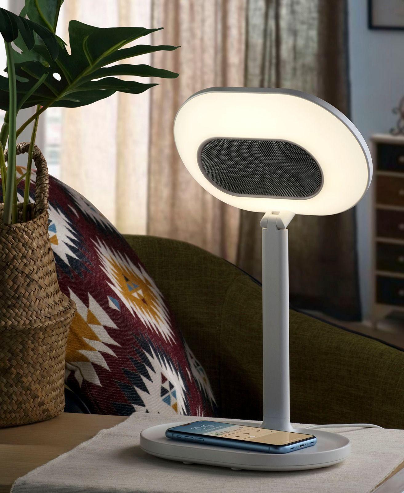 Momax Q Led Mirror化妝鏡連無線充電及藍牙 香港行貨 Ql3ukw Led Mirror Mirror Lamp