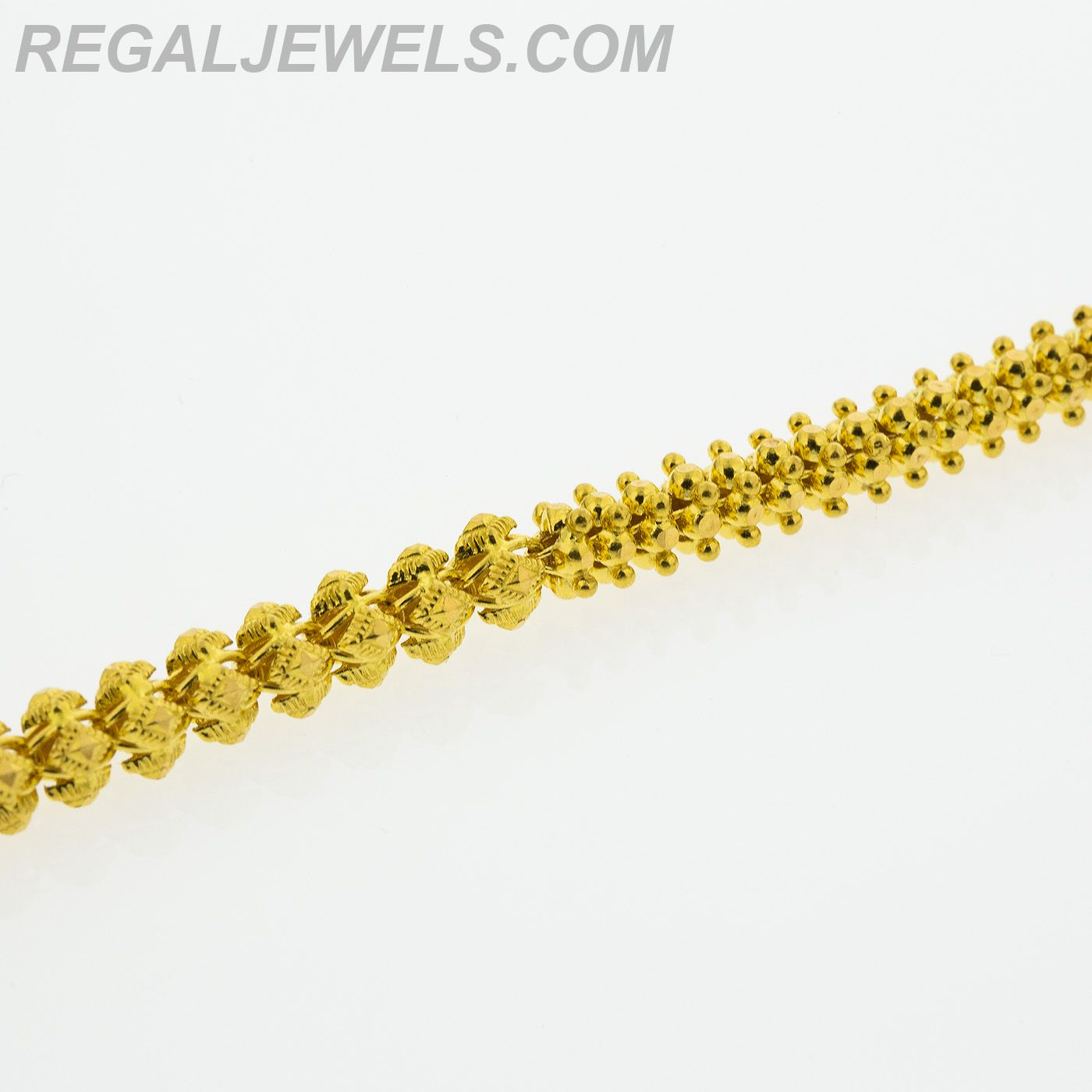 childs dance baby gold jewels inc regal school bracelet