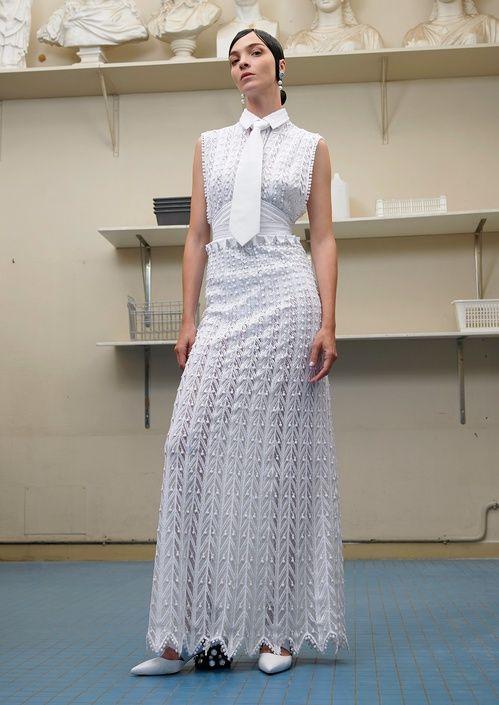 Inspiration mariage  le meilleur de la haute couture Givenchy par Riccardo  Tisci