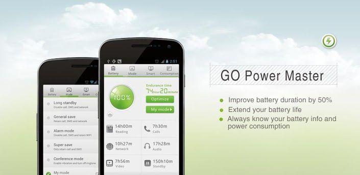 GO Power Master v2 82 – A powerfull tool app (APK) for save the
