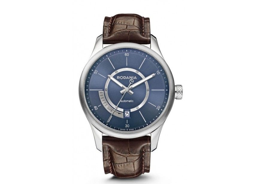 Morthus 2504024 swiss chic automatic brown leather